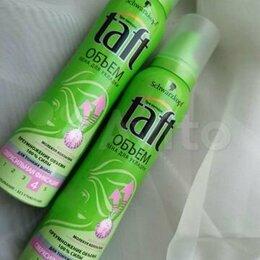 Маски и сыворотки - Пена для волос Taft, 0