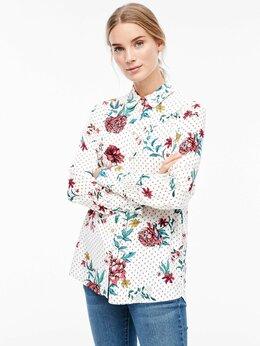 Блузки и кофточки - Блузка S.Oliver Германия цветная с биркой, 0