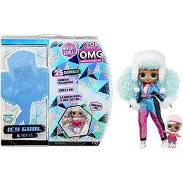 Куклы и пупсы - LOL OMG Winter Chill Icy Gurl, 0