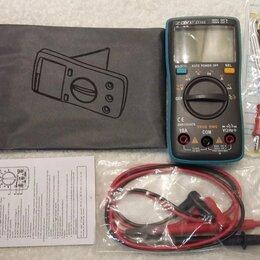 Измерительные инструменты и приборы - Мультиметр ZT102 Новый, 0