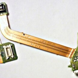 Аксессуары и запчасти для ноутбуков - Разъем miniPCI/Firewire Port на шлейфе FPC-97 1-873-900-11 от Sony Vaio PCG-4N4P, 0