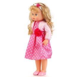 Куклы и пупсы - Кукла Карапуз 45 см, озвученная, 100 фраз,…, 0