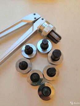 Сантехнические, разводные ключи - Расширительные головки для трубы Pex и Stabil, 0