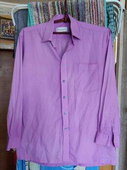 Рубашки - Рубашка мужская 48-50, 0