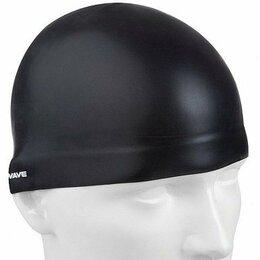 Аксессуары для плавания - Шапочка для плавания 3D MadWave logo Cap, 0