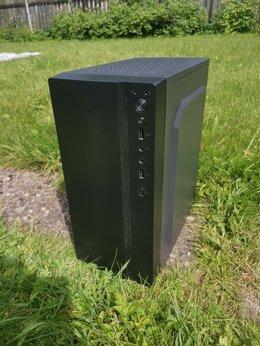 Настольные компьютеры - Core i5; 8gb DDR3; SSD 240gb в новом корпусе, 0