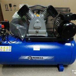 Воздушные компрессоры - Компрессор сб 4/С-100 LB 30 remeza, 0