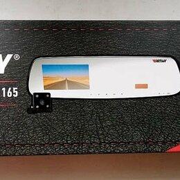Видеорегистраторы - Видеорегистратор, радар-детектор artway MD-165 5в1, 0