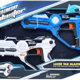 Игрушечное оружие и бластеры - Оружие 1Toy со световыми и звуковыми эффектами LazerTag, 0