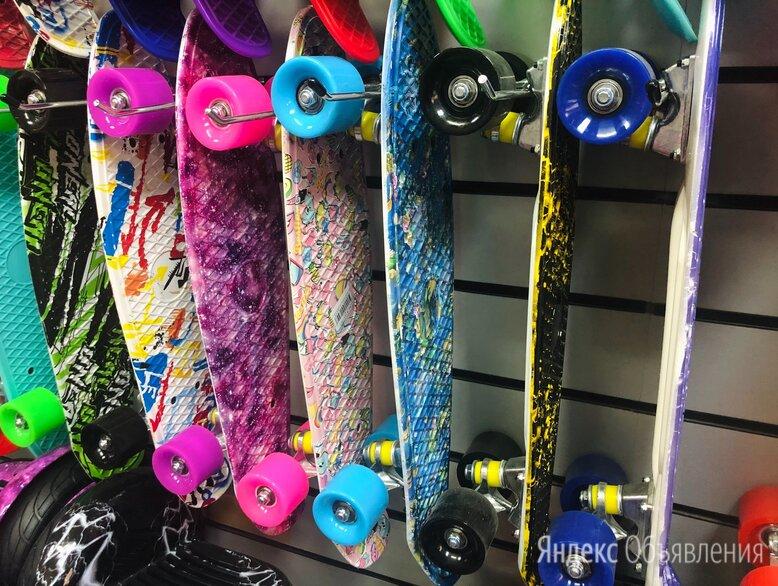 Пенни борд по цене 1490₽ - Скейтборды и лонгборды, фото 0
