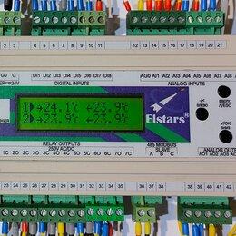 Системы Умный дом - Погодозависимый контроллер отопления и ГВС, 0
