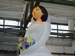 Рекламные конструкции и материалы - Надувная фигура Невеста, 0