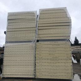 Стеновые панели - Сэндвич панели ппу/пир, 0