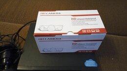 Готовые комплекты - Комплект видеонаблюдения 4 камеры, 0