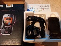 Мобильные телефоны - Телефон Samsung B5722, 0
