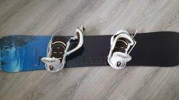 Сноуборды - Сноуборд, ботинки, защита и отвертка, 0