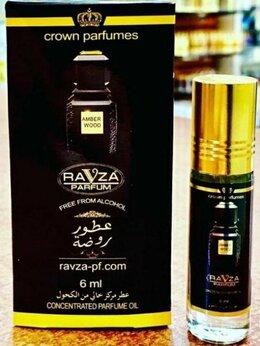 "Парфюмерия - Масляные духи Ravza Parfum ""Amber Wood"" 6ml, 0"
