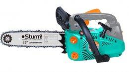 Электро- и бензопилы цепные - Бензопила Sturm! GC9912, 0