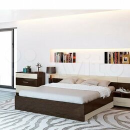 Кровати - Уют спальный комплект , 0