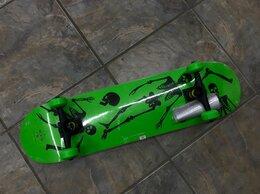 Скейтборды и лонгборды - Скейтборд Ridex Bones новый, 0