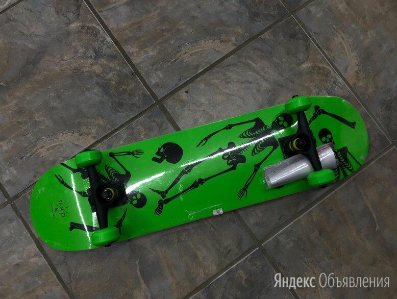 Скейтборд Ridex Bones новый по цене 3890₽ - Скейтборды и лонгборды, фото 0