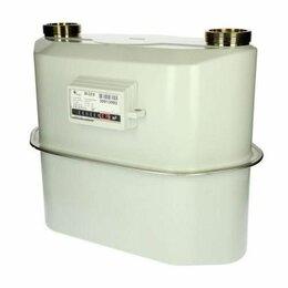 Счётчики газа - Счетчик газа Elster BK G25 335 мм Левый 2021 г, 0