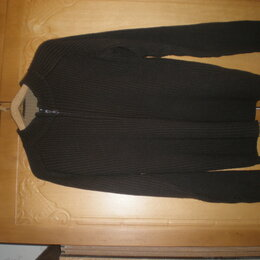 Свитеры и кардиганы - Мужской свитер на молнии бренда PORT LOUIS, 0