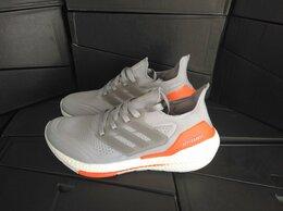 Кроссовки и кеды - Adidas Ultraboost 21 Grey, 0