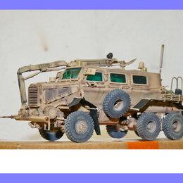 Сборные модели - 1/35 модель автомобиля МРАП Буффало МПВ с противоминной защитой США 2004 год , 0
