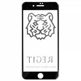 Защитные пленки и стекла - Защитное стекло для iPhone 7 Plus/8 Plus Tiger 5D, 0