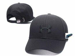 Головные уборы - Бейсболка кепка Under Armour classic (черный), 0