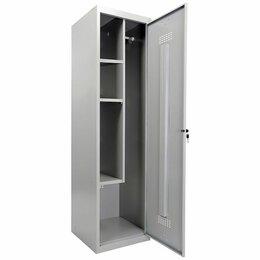 Мебель для учреждений - Шкафы для раздевалок  LS 11-50, 0