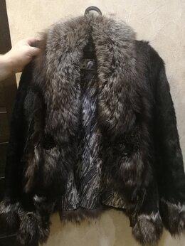 Шубы - Полушубок натуральный зима, 0