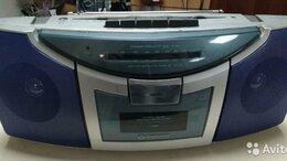 Музыкальные центры,  магнитофоны, магнитолы - Бумбокс Daewoo DRC-ST9, 0