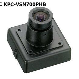 Камеры видеонаблюдения - KPC VSN700PHB (3.6mm)  Цветная видеокамера, 0