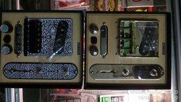 Аксессуары и комплектующие для гитар - Звукосниматели  для гитары Telecaster - комплекты, 0