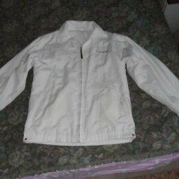 Куртки - Спортивная куртка двухсторонняя 46-50 размера, 0