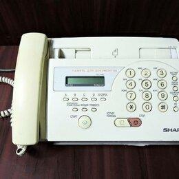 Системные телефоны - Факс Sharp FO-55, 0