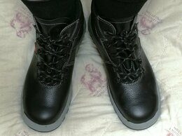 Обувь - Ботинки рабочие, Техноавиа, 0
