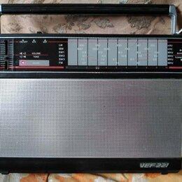 Радиоприемники - Радиоприемник VEF 221 1989 года, 0