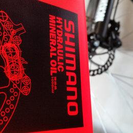 Инструменты - Набор для прокачки тормозов, Масло Shimano Мineral, 0