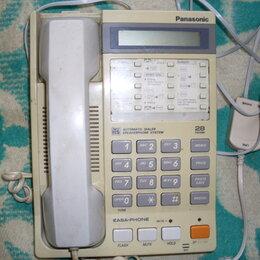 Проводные телефоны - телефон Панасоник, 0