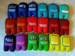 Мягкие игрушки - Амонг Ас игрушки - брелок, 0