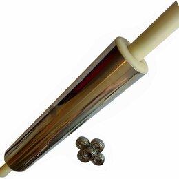 Скалки - Скалка тяжёлая 55-7,5см с подшипниками, 0