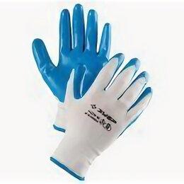 Средства индивидуальной защиты - Перчатки маслостойкие для точных работ ЗУБР, 0