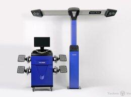 Стенд для регулировки сход-развала - Техно Вектор 7  V 7204 T P СТЕНД СХОД-РАЗВАЛ 3D, 0