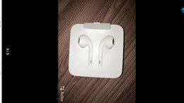 Наушники и Bluetooth-гарнитуры - Наушники iPhone , 0