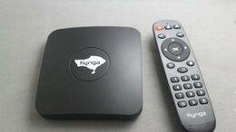 ТВ-приставки и медиаплееры - Смарт тв приставка Kynga, 0