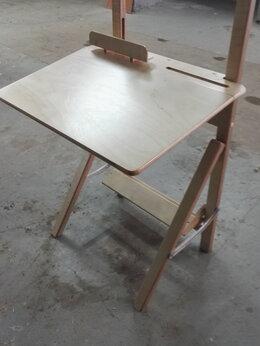 Компьютерные и письменные столы - Школьная парта на вырост, 0