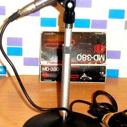 Микрофоны - Victor STD-220C (JVC) – микрофонная стойка. Япония  , 0